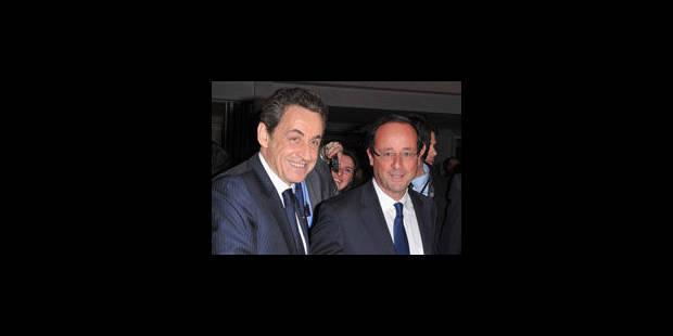 """Sarkozy, le """"Salopard"""" de Hollande"""