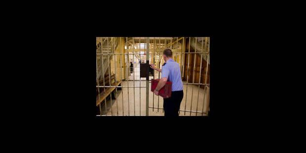 Fin de grève en vue à la prison de Saint-Gilles - La Libre