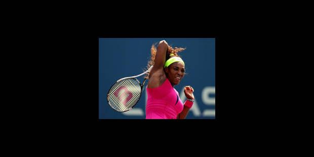 Serena Williams prend sa revanche de l'Open d'Australie - La Libre