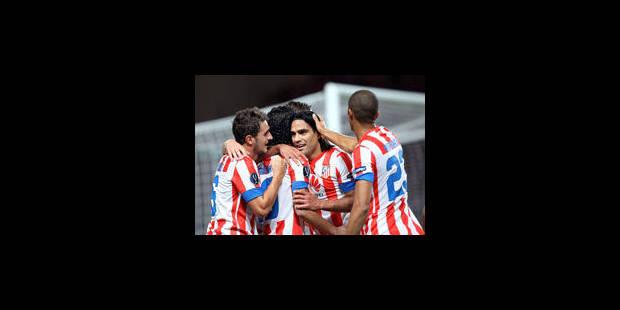 L'Atletico s'offre un triomphe face à Chelsea (4-1) - La Libre