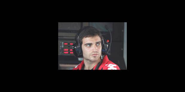 Grosjean suspendu, D'Ambrosio le remplacera à Monza - La Libre