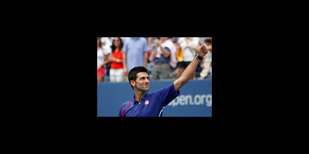 Del Potro s'offre un duel contre Roddick, Djokovic retrouvera Wawrinka en 8e - La Libre