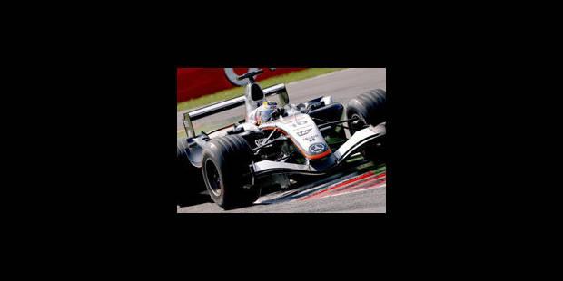 Monza: Hamilton en pôle, D'Ambrosio 15e - La Libre