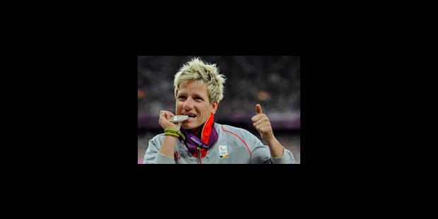 Encore de l'or pour la Belgique aux Jeux Paralympiques de Londres - La Libre