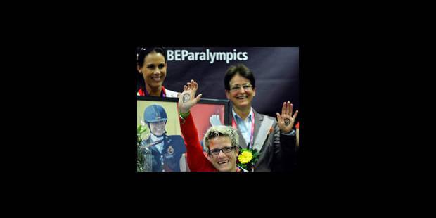 Paralympiques : les athlètes belges sont rentrés au bercail