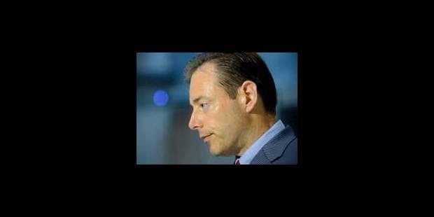 """Bart De Wever : """"Je ne suis pas malade"""""""