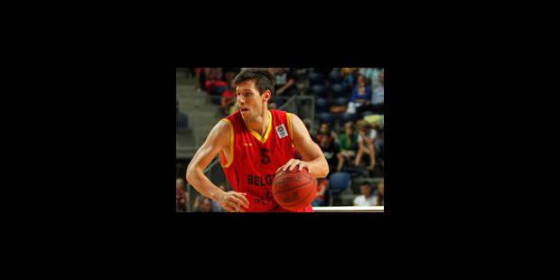 Basket - La Belgique se qualifie pour l'Euro 2013 - La Libre