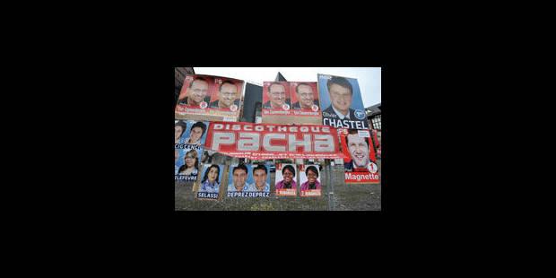 Le PS veut effacer la défaite de 2006 - La Libre
