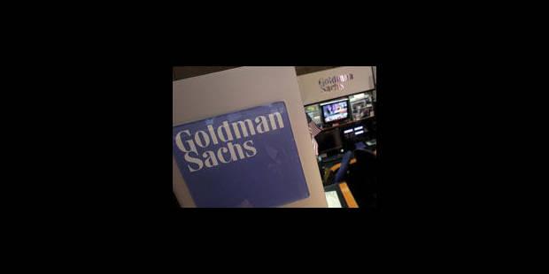 Le directeur financier de Goldman Sachs entre au CA - La Libre