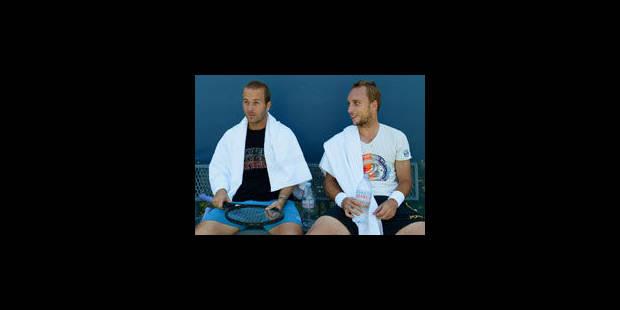 Coupe Davis : les joueurs belges allument l'organisation