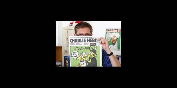 Caricatures de Mahomet: le site de Charlie Hebdo de nouveau opérationnel - La Libre