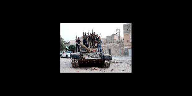 Faut-il intervenir militairement en Syrie? - La Libre