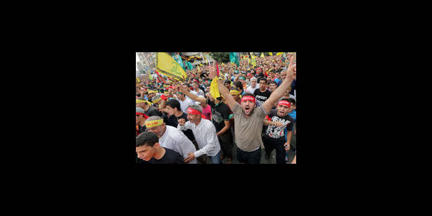 Le Hezbollah dénonce en masse - La Libre