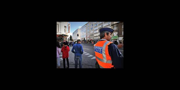 Borgerhout reste sous tension - La Libre