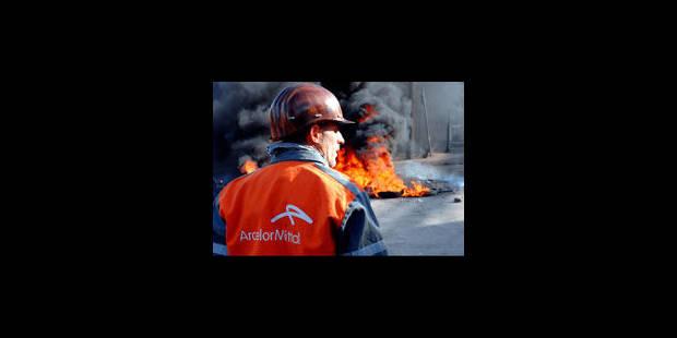 Syndicats et direction d'ArcelorMittal ont renoué le dialogue - La Libre
