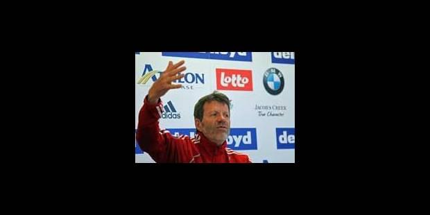 Le coach des Red Lions démissionne - La Libre