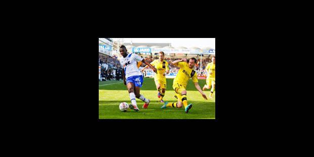 Bruges et Gand partagent après un match palpitant (2-2) - La Libre