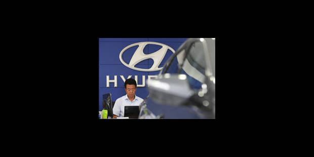 Paris attaque les pratiques de Hyundai-Kia qui se défend de tout dumping social - La Libre