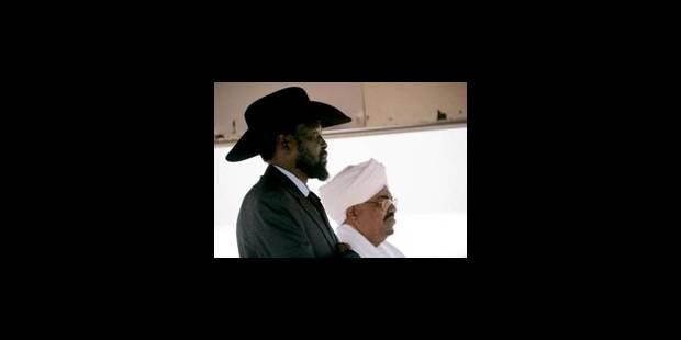 Un accord partiel entre présidents des deux Soudans sera signé jeudi - La Libre