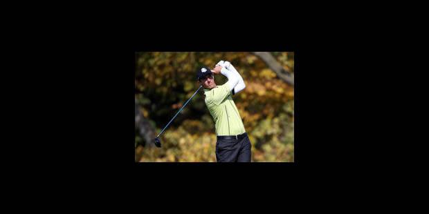 Ryder Cup : première défaite pour Nicolas Colsaerts - La Libre