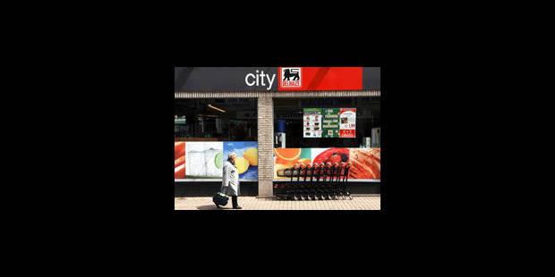 """Delhaize affranchit ses """"City"""" - La Libre"""