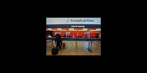 Brussels Airlines teste la flexibilité allemande - La Libre