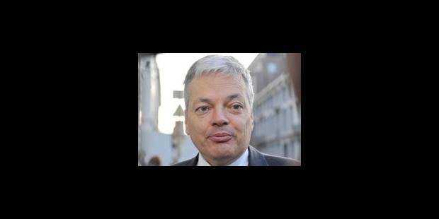 Reynders, un Liégeois à la tête de Bruxelles ? - La Libre