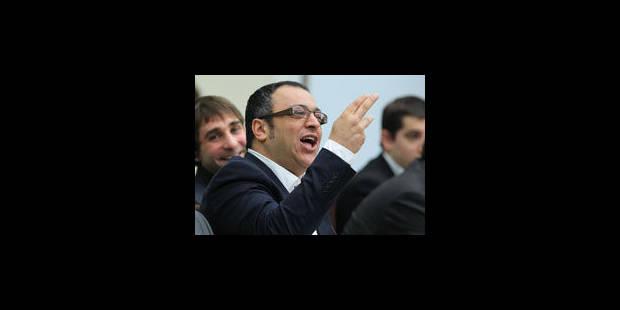 Rachid Madrane remplacera Emir Kir au gouvernement bruxellois - La Libre