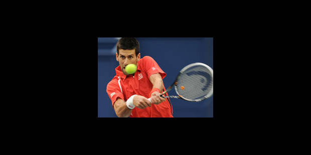 Shanghai: victoire de Novak Djokovic - La Libre