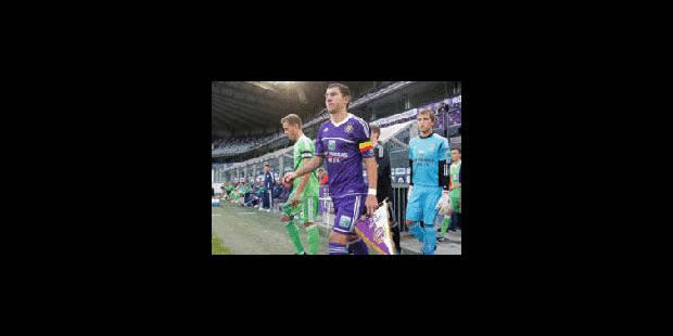 Heylen s'engage avec Anderlecht pour trois ans
