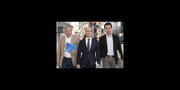 Budget bouclé à Bruxelles et en Wallonie - La Libre