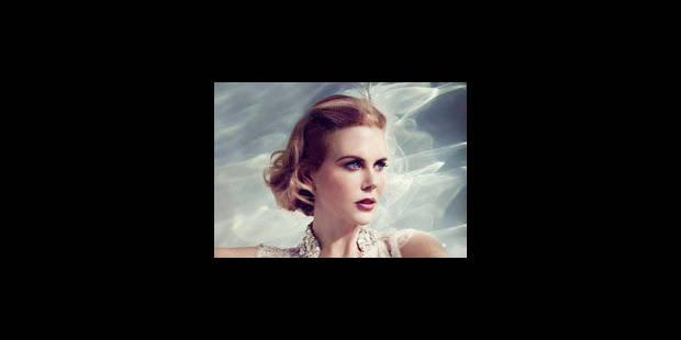 Nicole Kidman en Belgique - La Libre