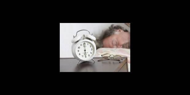 Cette nuit, vous avez pu dormir une heure en plus - La Libre
