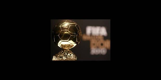Ballon d'Or : Et les nominés sont? - La Libre
