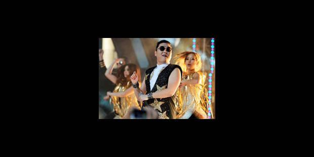 """La Corée du Sud décore Psy pour """"Gangnam Style"""" - La Libre"""
