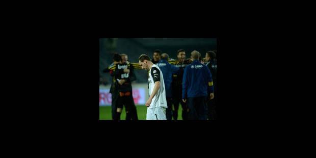 Bruges battu au Lierse, Charleroi inexistant face à Zulte