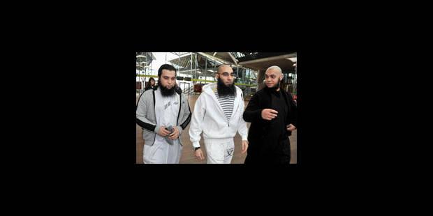 """""""Tout ça"""" déshabille Sharia4Belgium"""