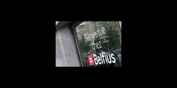 920 emplois bientôt supprimés chez Belfius - La Libre