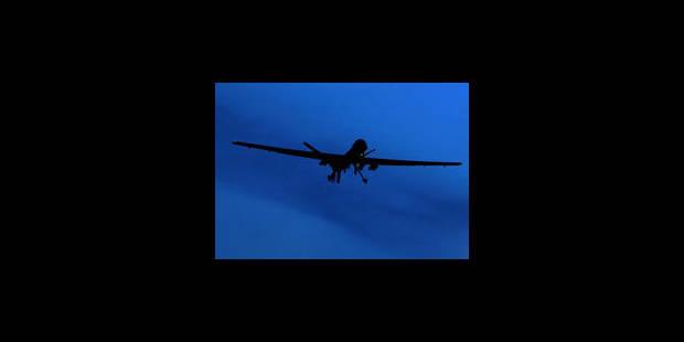 Un drone américain attaqué par des avions iraniens - La Libre