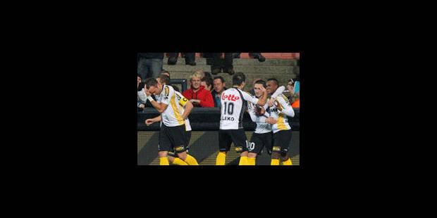Le Standard retombe dans ses travers à Lokeren (2-1) - La Libre