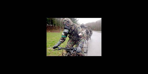 La crise en Europe, menace n°1 pour l'armée suisse - La Libre