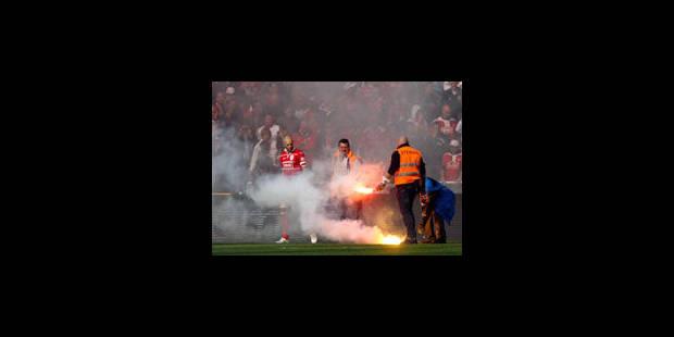 Le Standard plaide l'acquittement après les incidents face à Anderlecht - La Libre