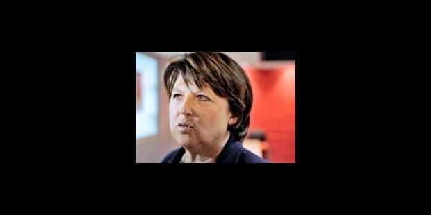 Martine Aubry mise en examen - La Libre