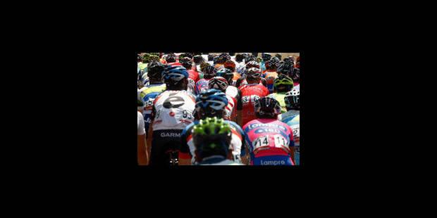 L'UCI ouvre une ligne hotline à l'intention des coureurs - La Libre
