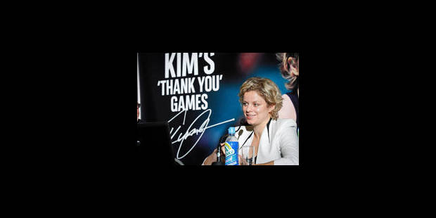 """Kim Clijsters: """"Le tennis pro ne me manque pas"""" - La Libre"""