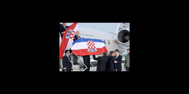 Edito: choquant arrêt Gotovina - La Libre