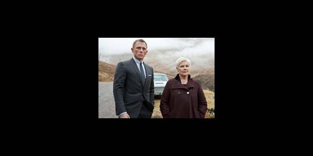 Le nouveau James Bond règne sur le box-office nord-américain - La Libre