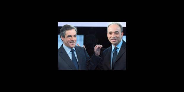 """Fillon dénonce les """"virages à droite et les """"coups de menton"""" de Copé - La Libre"""