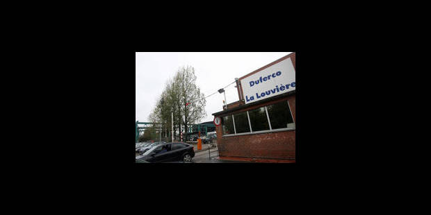 Duferco-NMLK La Louvière: début des discussions sur le plan financier - La Libre