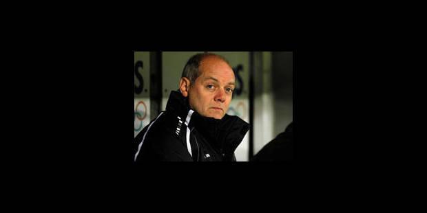Waasland-Beveren limoge son entraîneur
